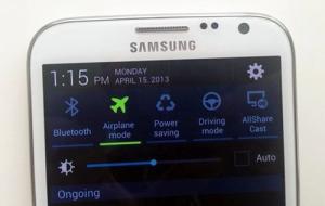 Cara Internetan Gratis dengan Mode Pesawat HP Samsung